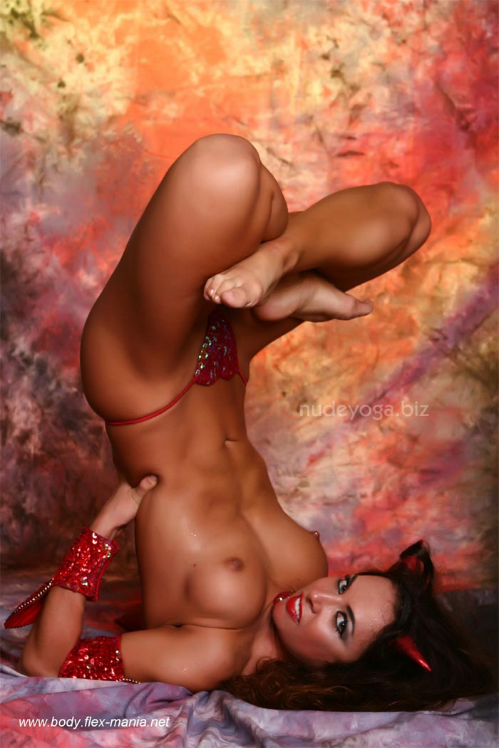 Nude yoga pics and video galleries